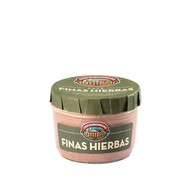PATE FINAS HIERBAS TARRADELLAS
