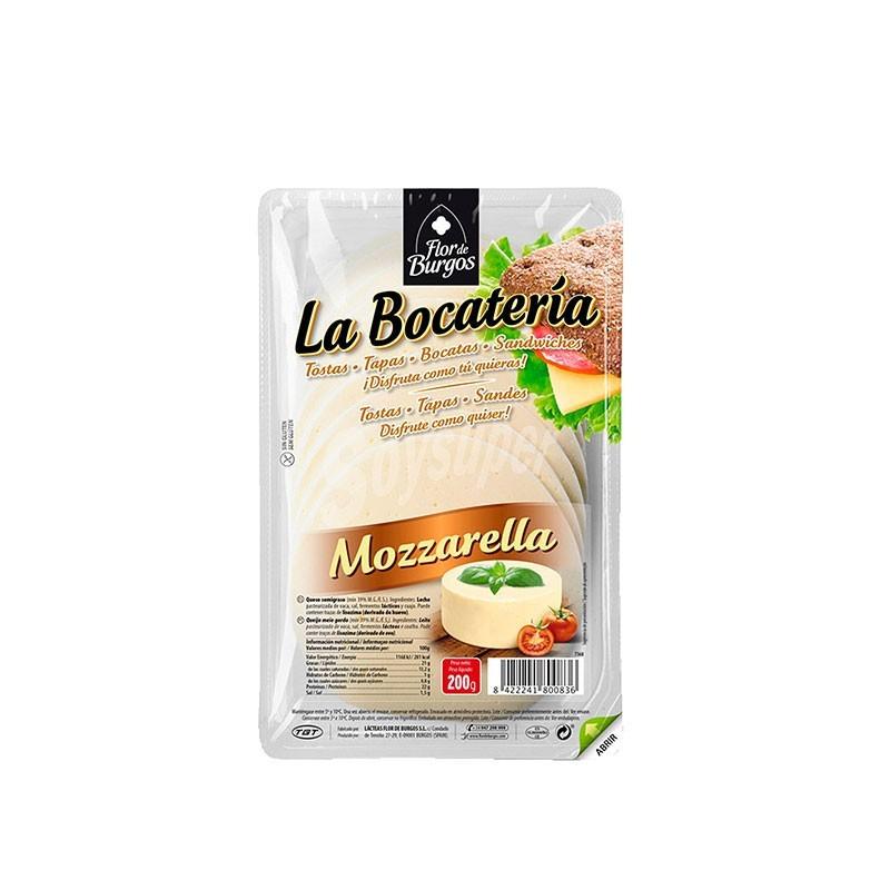 LONCHAS MOZZARELA LA FUENTE...