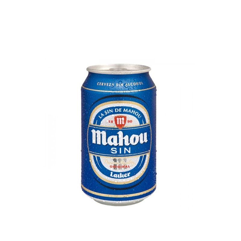 BOTE MAHOU SIN ALCOHOL