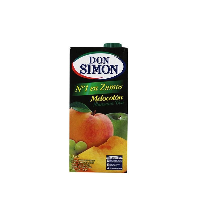 ZUMO MELOCOTON DON SIMON 1 L.