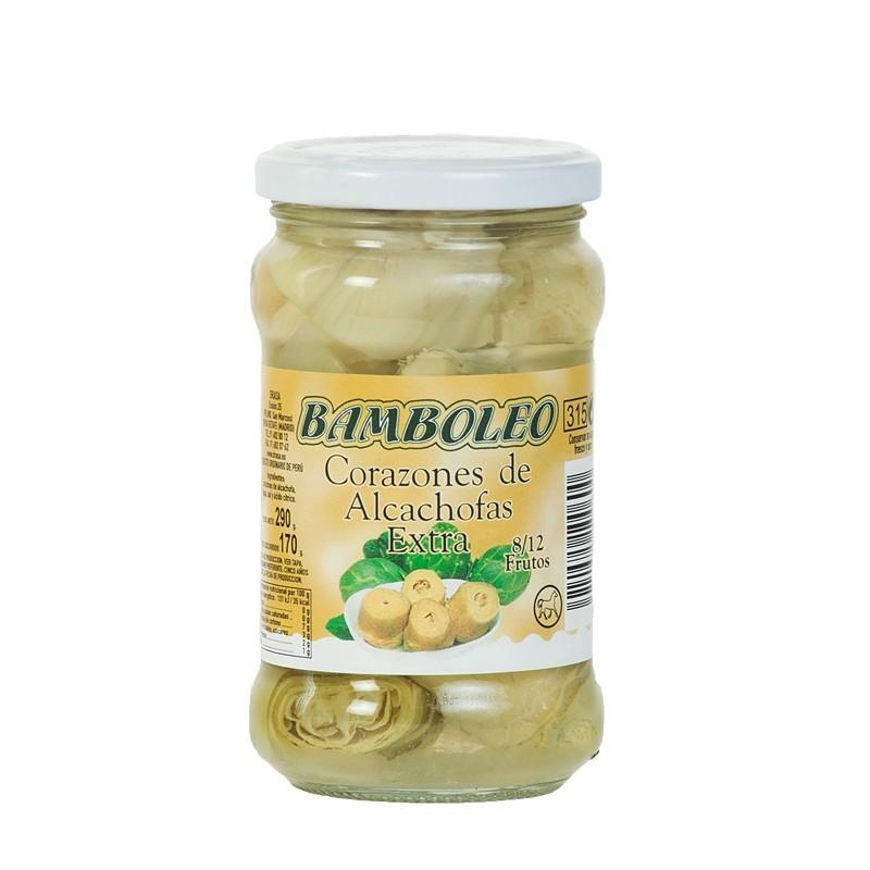 ALCACHOFAS BAMBOLEO