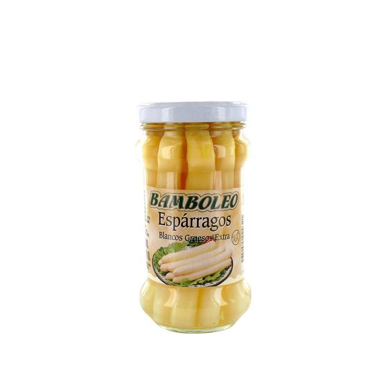 ESPARRAGOS BLANCOS BAMBOLEO