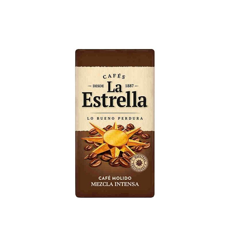 CAFE MOLIDO LA ESTRELLA