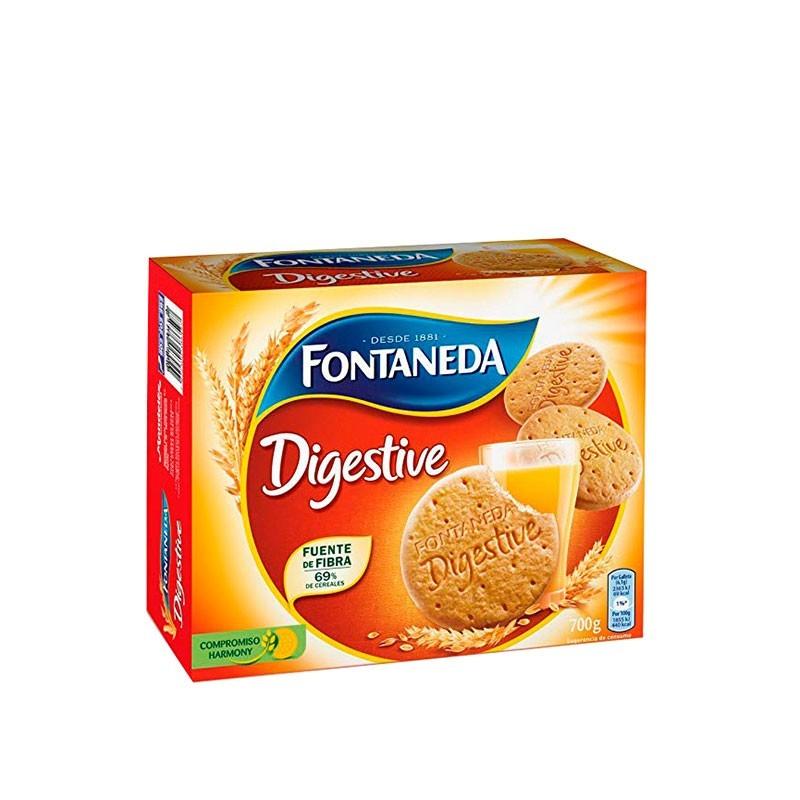 GALLETAS FONTANEDA DIGESTIVE
