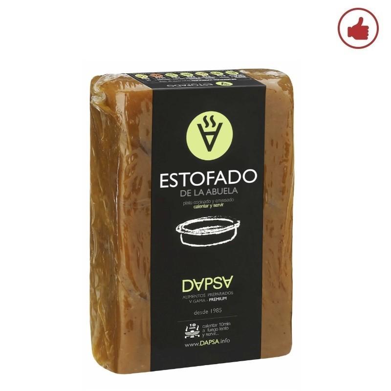 ESTOFADO DE LA ABUELA 600 gr.