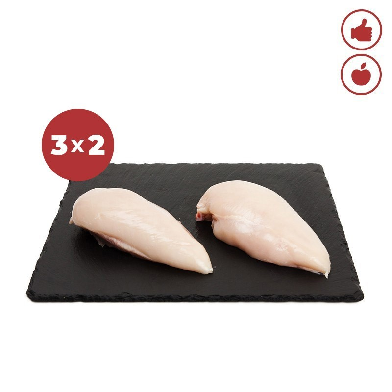 3X2 FILETES DE POLLO (CON...