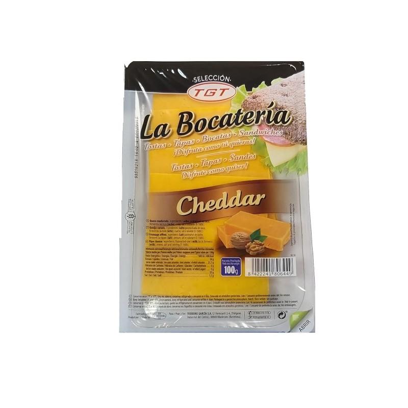 LONCHAS CHEDDAR (ESPECIAL...
