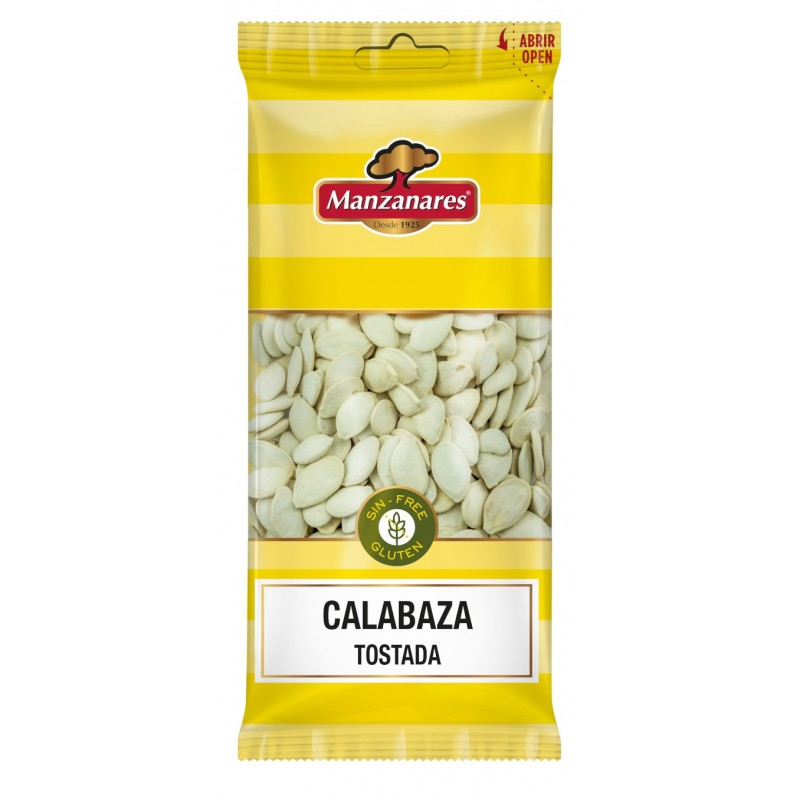 CALABAZA TOSTADA